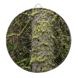 Pine_Tree_Moss Dartboard