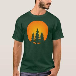 Pine Tree Silhouette T-Shirt