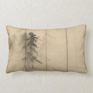 Pine Trees by Hasegawa Tohaku 16th Century Throw Cushions