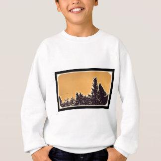 Pine Trees in Denver, CO Sweatshirt