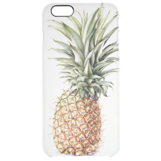Pineapple 1997 clear iPhone 6 plus case