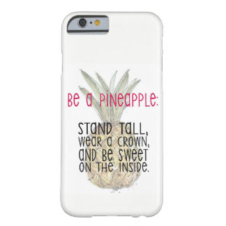 Pineapple 6/6S iPhone Case