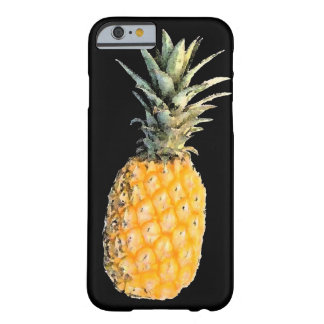 pineapple . a tropical fruit barely there iPhone 6 case