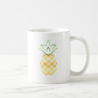 Pineapple Aloha Hawaii! Coffee Mug