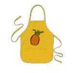 pineapple apron