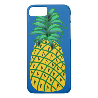 Pineapple Art on iPhone 7 Barely There Case