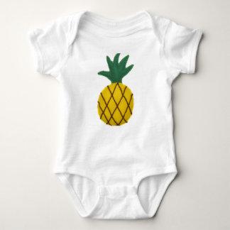 Pineapple Baby Bodysuit