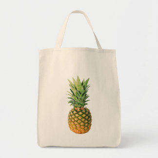 Pineapple Canvas Bags