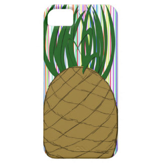 Pineapple Barely There iPhone 5 Case
