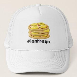 Pineapple belongs on Pizza Hat