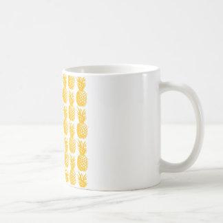 Pineapple brunch mugs