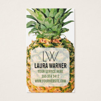 Pineapple Business Card