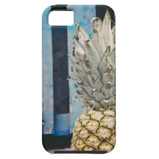Pineapple By The Beach Case For The iPhone 5