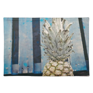 Pineapple By The Beach Placemat