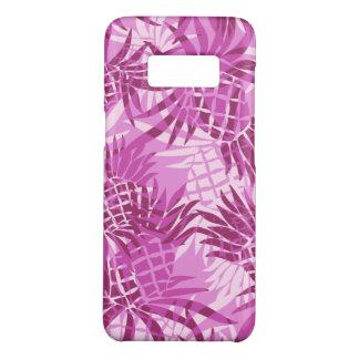 Pineapple Camo Hawaiian Tropical - Pink Case-Mate Samsung Galaxy S8 Case