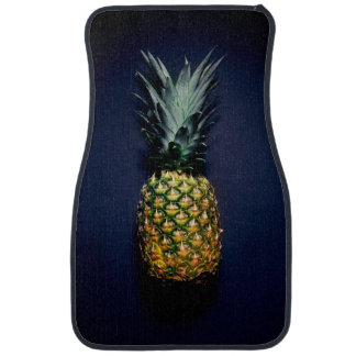 Pineapple Car Mat