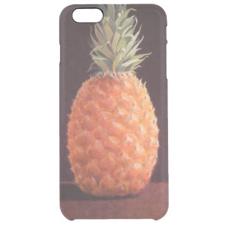 Pineapple Clear iPhone 6 Plus Case