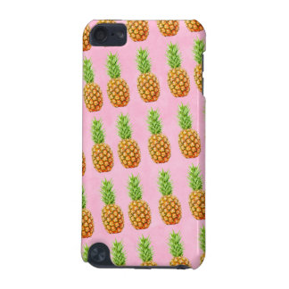 Pineapple cool pattern iPod touch (5th generation) cases