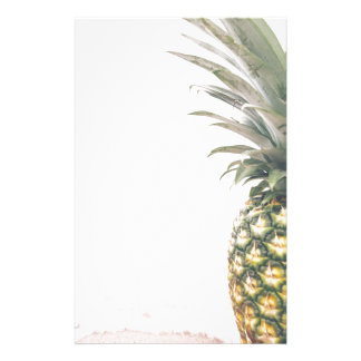 Pineapple Crown Stationery