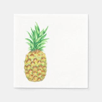 Pineapple Disposable Napkin