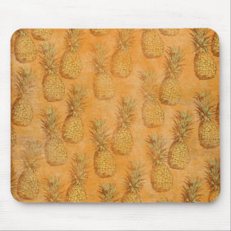 Pineapple Dreams Mouse Pad