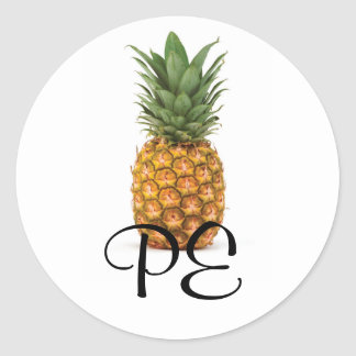 Pineapple Emporium Sticker