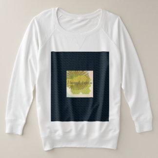 Pineapple Express Plussized Fleece Plus Size Sweatshirt
