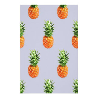 Pineapple Express Stationery