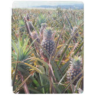 Pineapple Field Ipad Cover