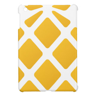 pineapple, fruit, logo, food, tropical, citrus, ye iPad mini cover