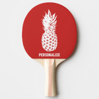 Pineapple fruit ping pong paddle for table tennis