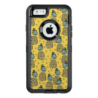 Pineapple / Geo Geometric Yellow / Andrea Lauren OtterBox iPhone 6/6s Case