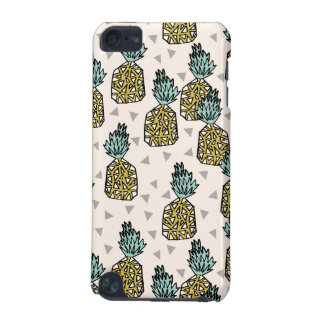 Pineapple Geometric Tropical Summer Andrea Lauren iPod Touch 5G Cover