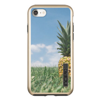 Pineapple in a Field Incipio DualPro Shine iPhone 8/7 Case