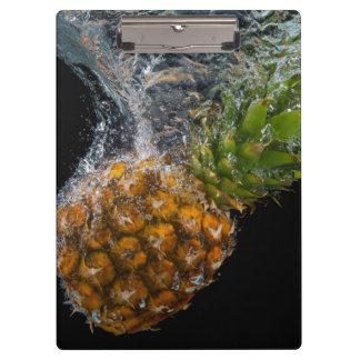Pineapple in Water Clipboard