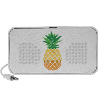 Pineapple iPhone Speaker