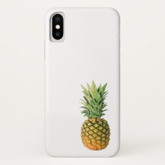 Pineapple iPhone X Case