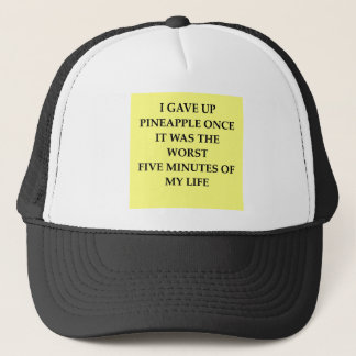 PINEAPPLE.jpg Trucker Hat