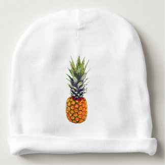 Pineapple Low-Poly Triangulated Baby Beanie