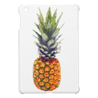 Pineapple Low-Poly Triangulated iPad Mini Cover
