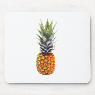 Pineapple Low-Poly Triangulated Mouse Pad