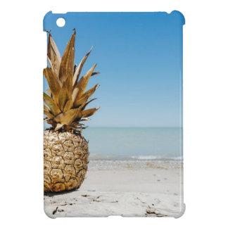 Pineapple on the Beach iPad Mini Cover
