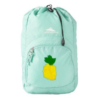 Pineapple Paint High Sierra Backpack