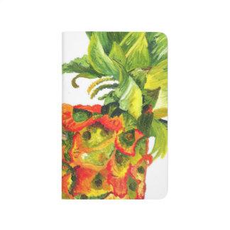 Pineapple Painting (Kimberly Turnbull Art) Journal