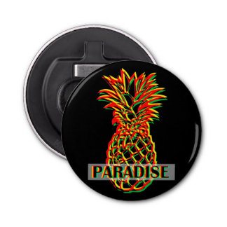 Pineapple Paradise Bottle Opener