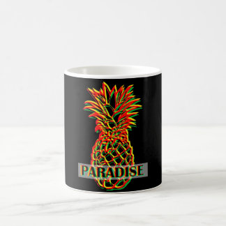Pineapple Paradise Coffee Mug