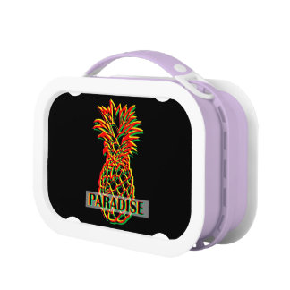 Pineapple Paradise Lunch Box
