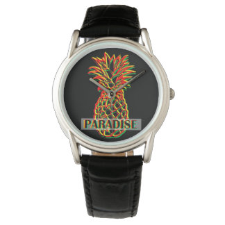 Pineapple Paradise Watch