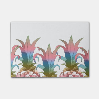 Pineapple Pastel Gradient ID246 Post-it® Notes