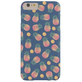 pineapple pattern barely there iPhone 6 plus case